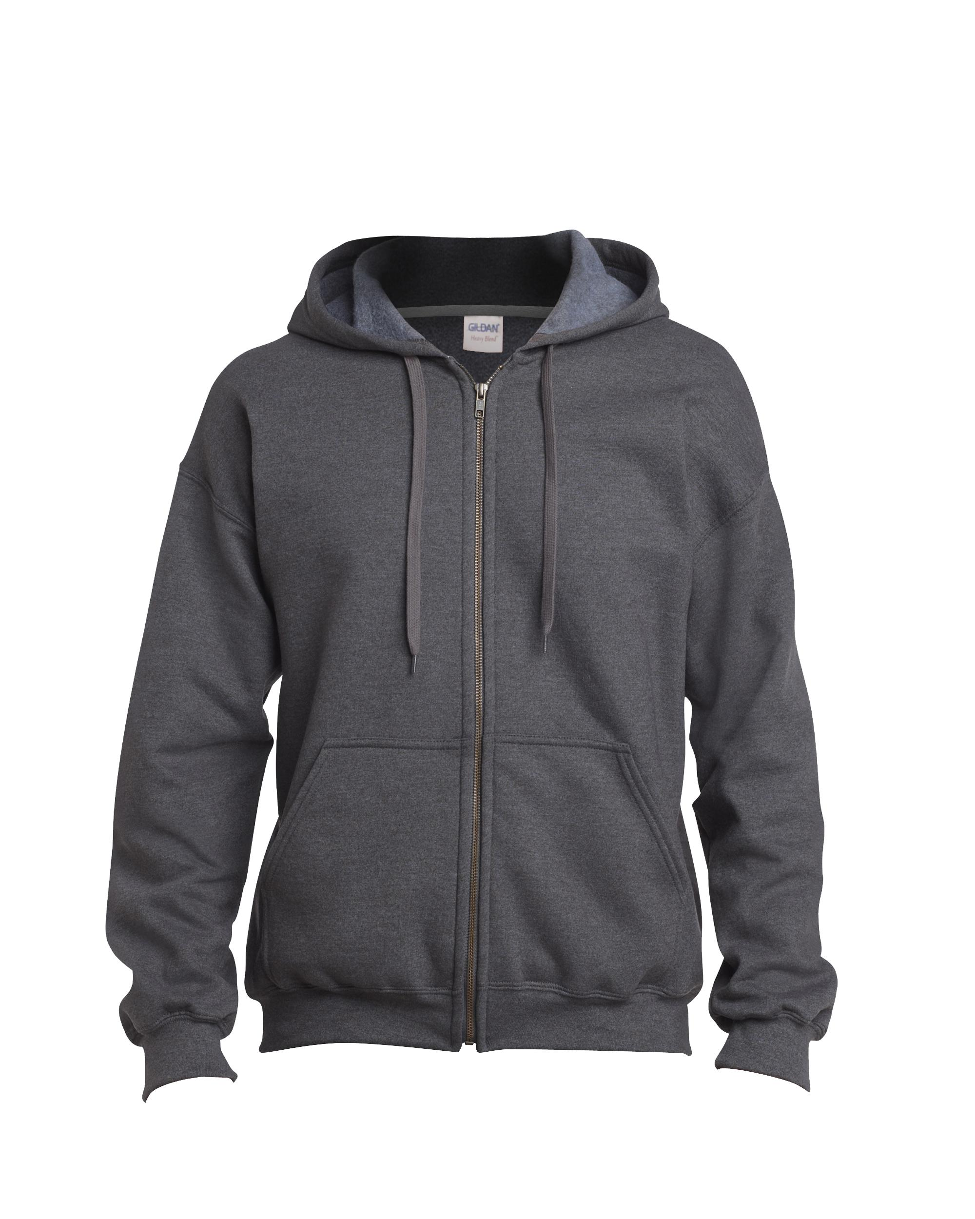 Gildan Heavy Blend Adult Vintage Full Zip Hooded