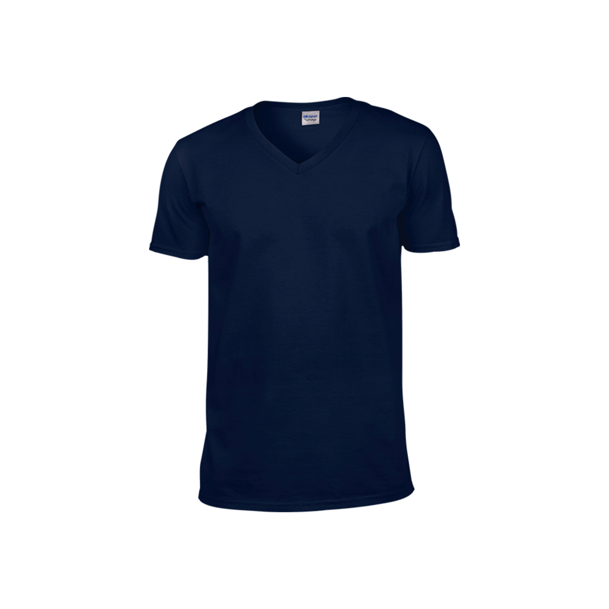 Gildan softstyle v neck t shirt 63v00 5 colors t shirt for Gildan t shirts online