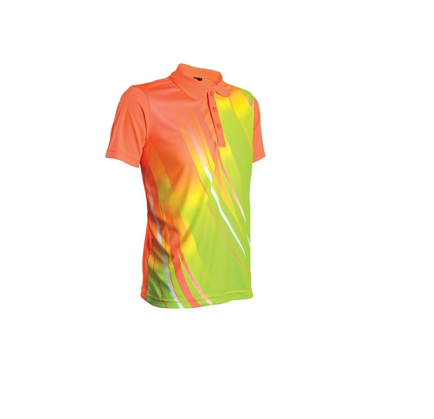 Design t shirt neon colors - Qd 4204 Safety Orange Volt Green Yellow