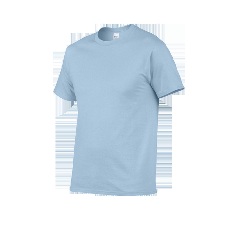 White Design On Irish Green Shirt