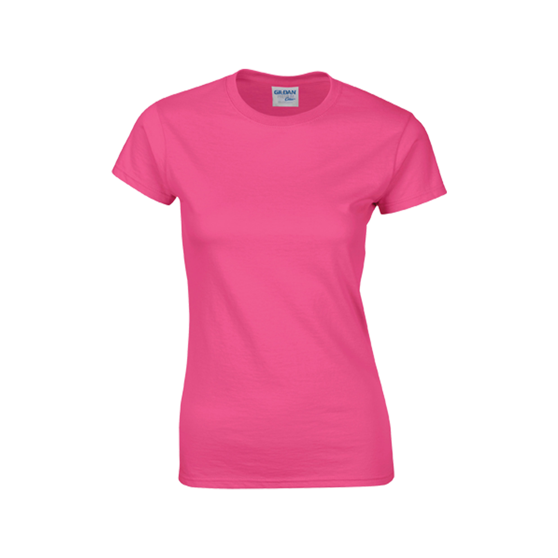 Gildan Premium Cotton Ladies T-Shirt 76000L 180g/m2 – 21 ...