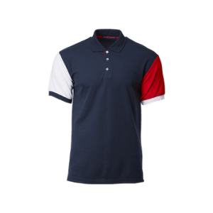 NHB 2302 NAVY / WHITE / RED