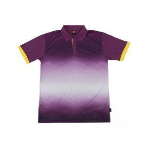QD 4530 DARK PURPLE / YELLOW