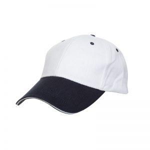 CP 0400 WHITE / NAVY ( S / WHITE )