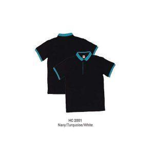 HC2001 NAVY/TURQUOISE/WHITE