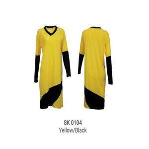 SK0104 YELLOW/BLACK