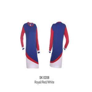 SK0208 ROYAL/RED/WHITE