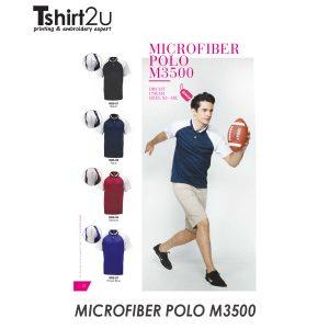MICROFIBER POLO M3500