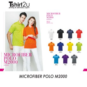 MICROFIBER POLO M2000