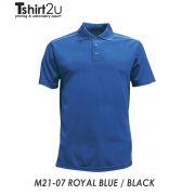 M21-07 ROYAL BLUE / BLACK