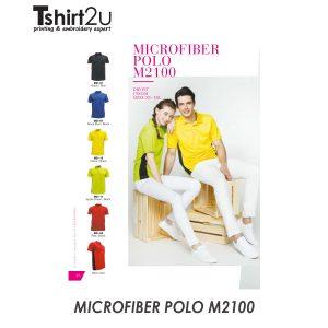 MICROFIBER POLO M2100