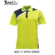 M22-11 APPLE GREEN
