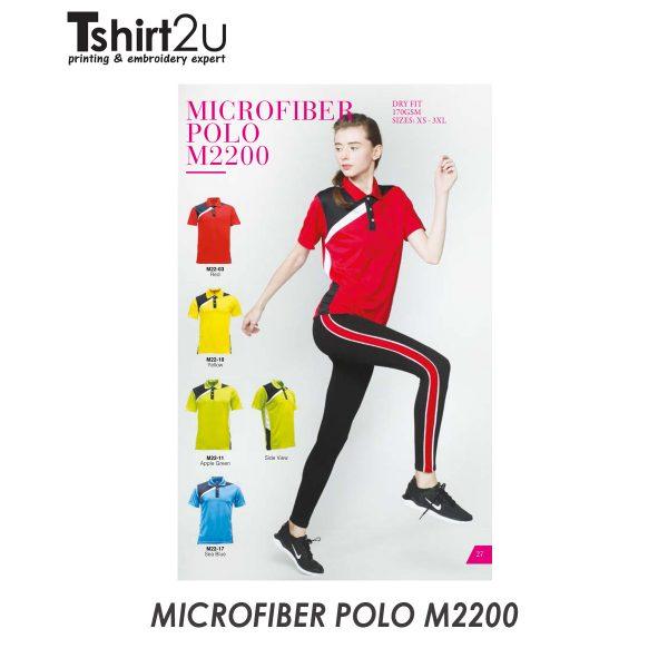 MICROFIBER POLO M2200
