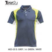 M23-25 D. GREY / A. GREEN / WHITE