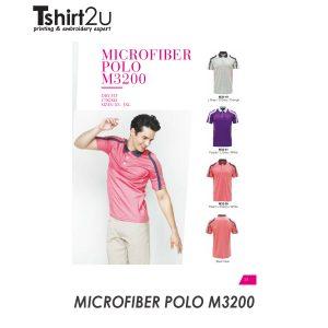 MICROFIBER POLO M3200