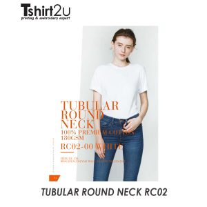TUBULAR ROUND NECK RC02
