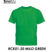 RCK01-20 MILO GREEN