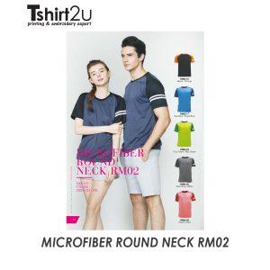MICROFIBER ROUND NECK RM02