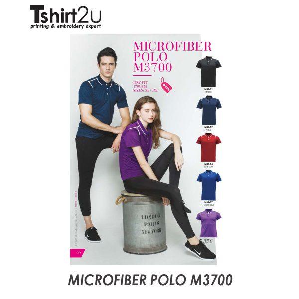 MICROFIBER POLO M3700