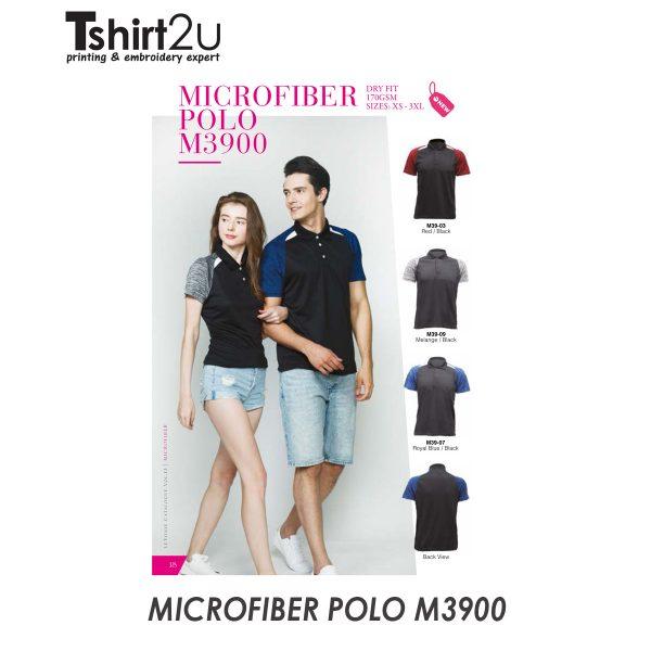 MICROFIBER POLO M3900