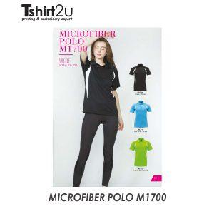 MICROFIBER POLO M1700