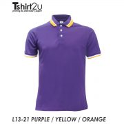 L13-21 PURPLE / YELLOW / ORANGE