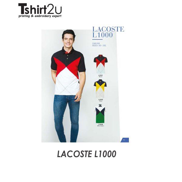LACOSTE L1000