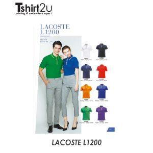 LACOSTE L1200