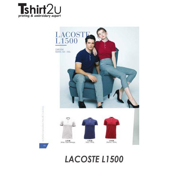 LACOSTE L1500